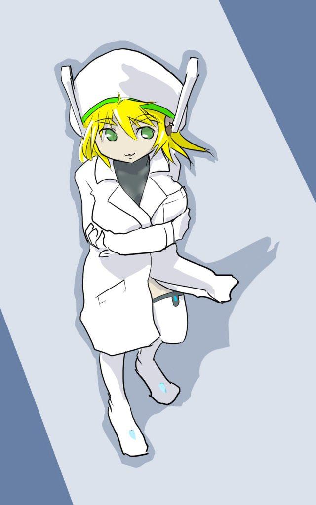 nさん@NKDTR_白衣