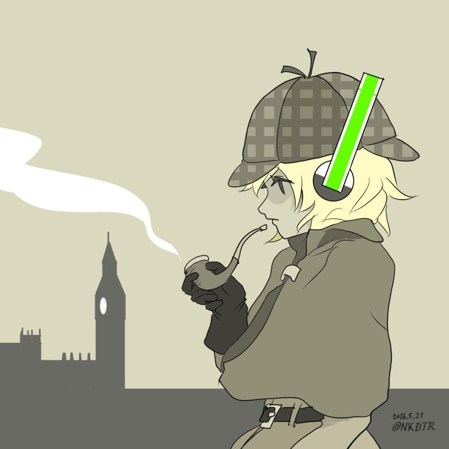 nさん@NKDTR_名探偵